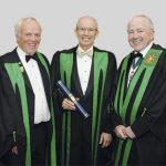 Dr Billy Davis, Prof Jeffrey Dean and Dr John Walsh